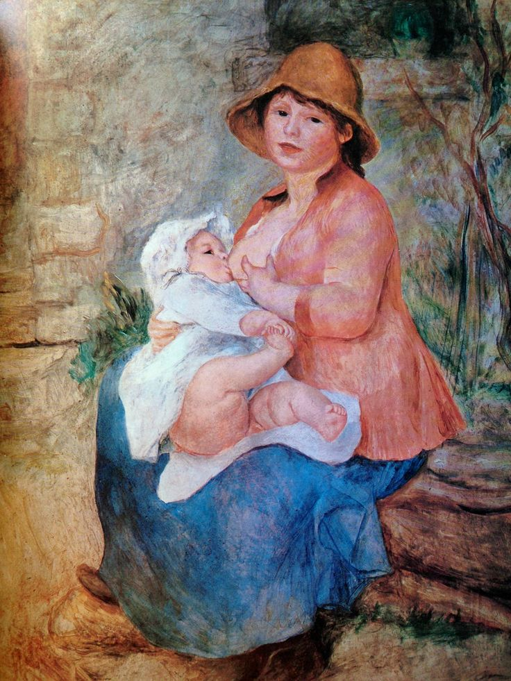 Natural Parenting in Art | Lulastic and the hippyshake