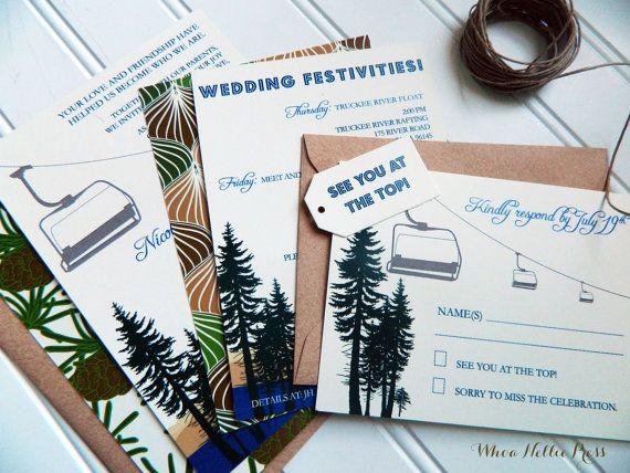 Best 20 Ski Wedding Ideas On Pinterest