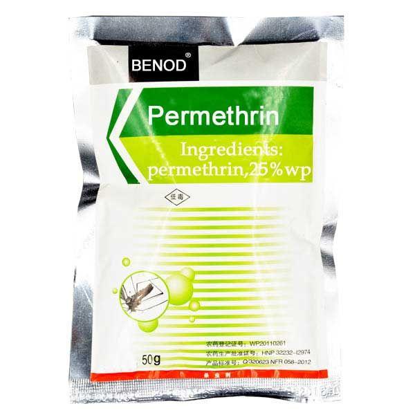 Permethrin WP 25%_Benod-pest control products
