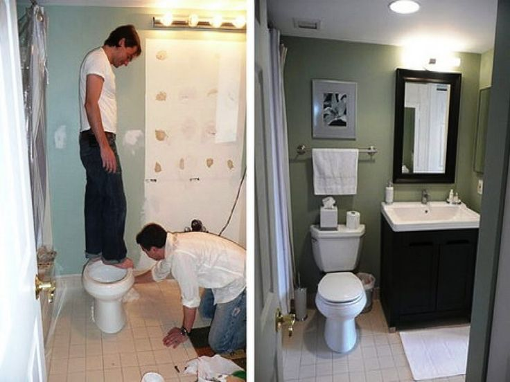 before and after 20 awesome bathroom makeovers ideas bathroom