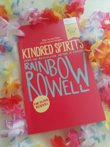 REVIEW: Kindred Spirits by Rainbow Rowell // #BEDM - Wonderfully Bookish
