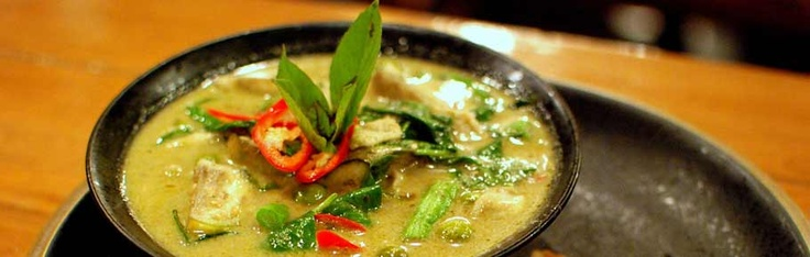 Thai Green Curry - am making this tonight! fingers crossed...