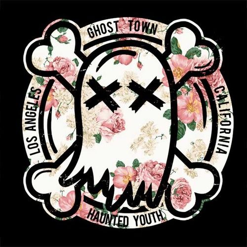 My new favorite band!! Ghost town ♥