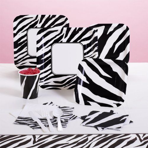 Best 25+ Zebra Print Party Ideas On Pinterest