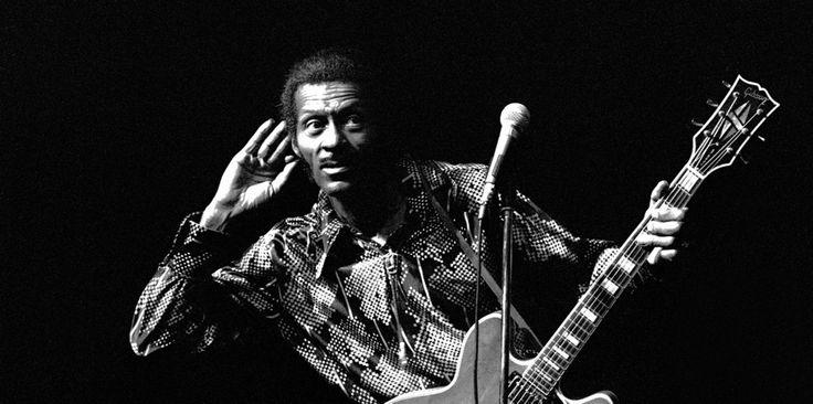 Chuck Berry (1928. 10. 28. - 2017. 03. 18.)