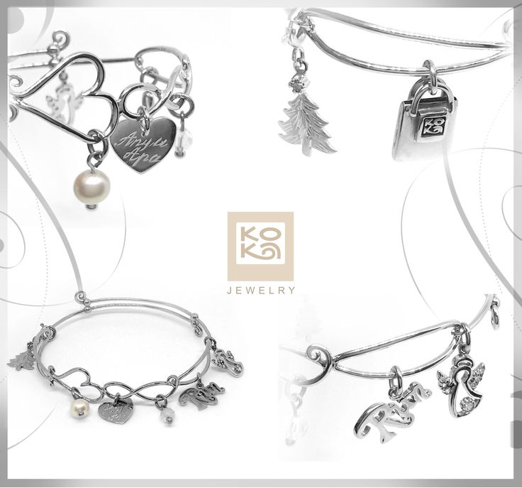 #whitegold #gold #unique #bracelet #hobby #love #family #mother #father #christmas #angel #kokadesign #jewelry #forever #pretty #lovely