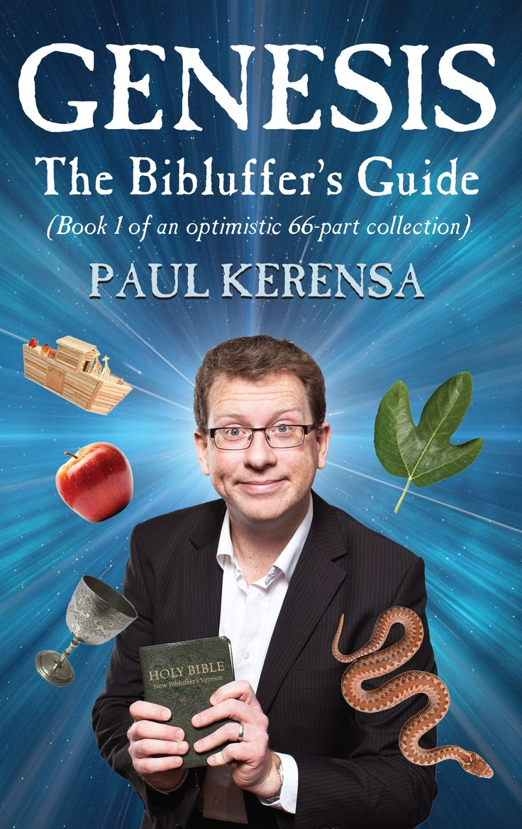 Genesis: The Bibluffer's Guide by Paul Kerensa. Paperback, £8.99.