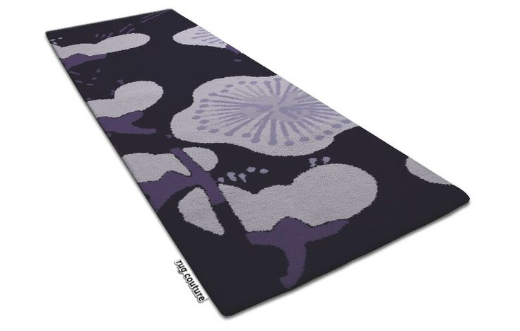 Fields Runner - Customisable hand tufted luxury wool rug by rug couture