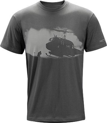Rotor Wash T-Shirt / Men's / Arc'teryx LEAF