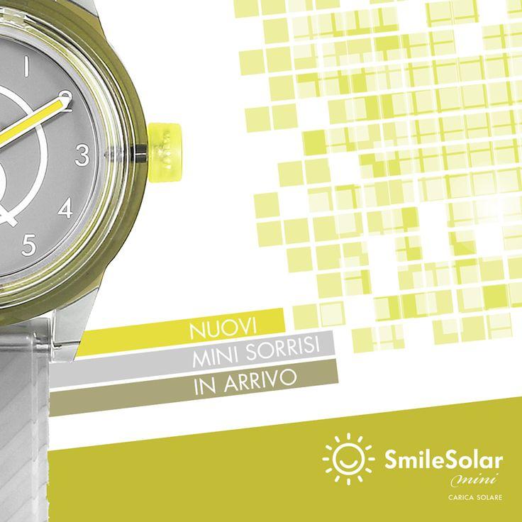 Un occhiolino di nascosto, un sorriso discreto, un piccolo pannello solare con tutta la carica dei grandi: stanno arrivando i nuovi SmileSolar Mini. Sei pronto a scoprirli tutti?
