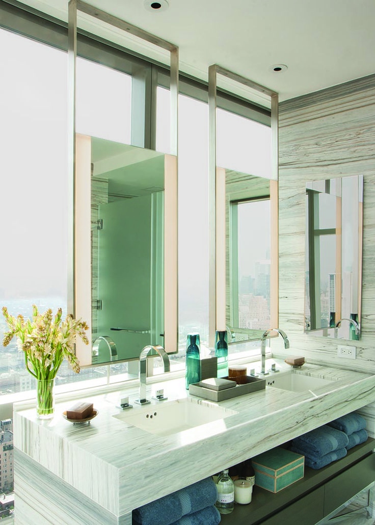 17 Best Images About Mirrors On Pinterest Contemporary Bathrooms White Wood Walls And Vanities