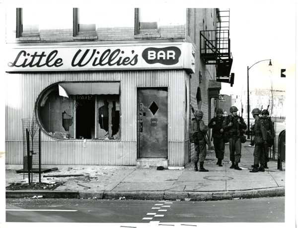 Urban Revival: In Pictures: The 1968 Baltimore Riots