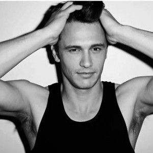 James Franco has spoken out about gay rumours he faced at high school, saying girls used to make up dances about him, but that he didn't care.