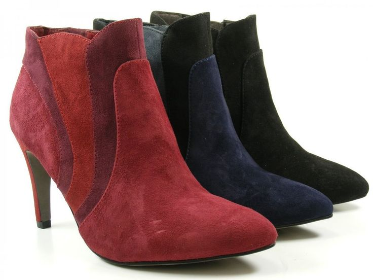 Fall autumn Herbst     Tamaris 1-25342-25 Schuhe Damen Stiefeletten Ankle Boots in Kleidung & Accessoires, Damenschuhe, Stiefel & Stiefeletten | eBay