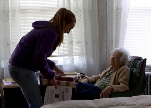 a Brown University public health researcher found that home-delivered meals provide health and psychological benefits to seniors beyond basic nutrition