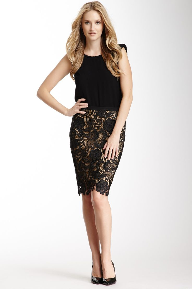 black lace skirt a collection of ideas to try