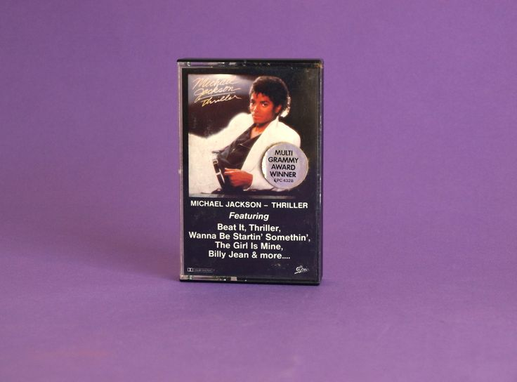 Michael Jackson Thriller Cassette Tape - 1982 Epic CBS Inc  - Made in Australia - Billie Jean Beat It Classic Hifi by FunkyKoala on Etsy