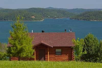 Lake Shore Cabins On Beaver Lake In Eureka Springs
