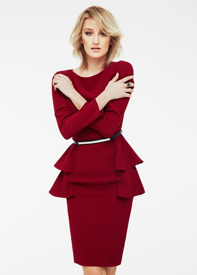 ELFE Elbise Markafoni'de 239,50 TL yerine 119,99 TL! Satın almak için: http://www.markafoni.com/product/3471962/