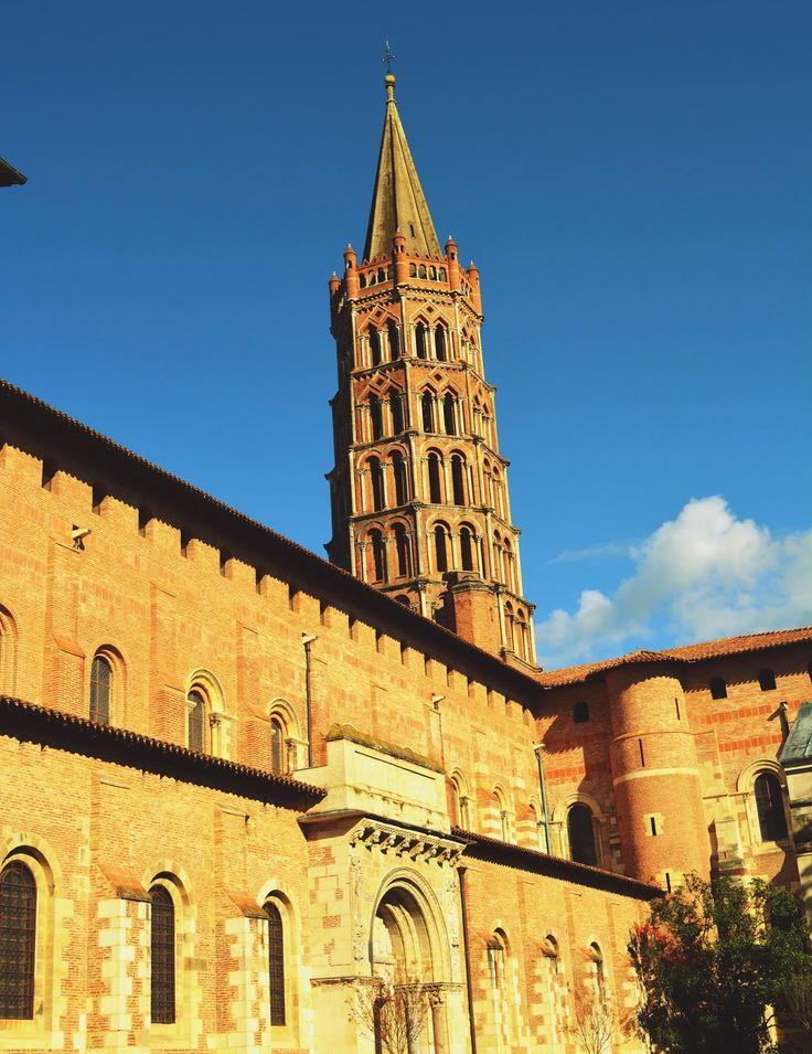 O que Fazer em Toulouse ? © No mundo da paula #visiteztoulouse