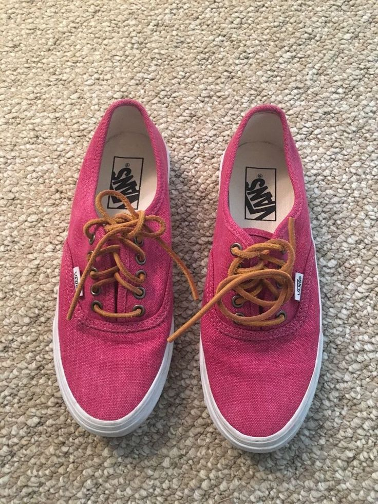 vans off the wall red suede laces size 6 womens vans on off the wall id=81123