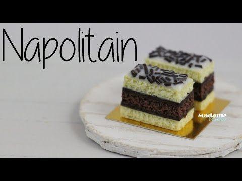 Le Napolitain (Tuto Fimo) [English subtitles] - YouTube