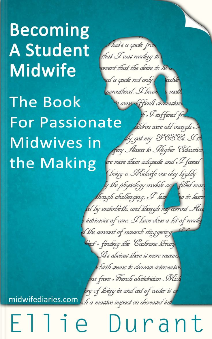 Becoming a Student Midwife - ellie durant