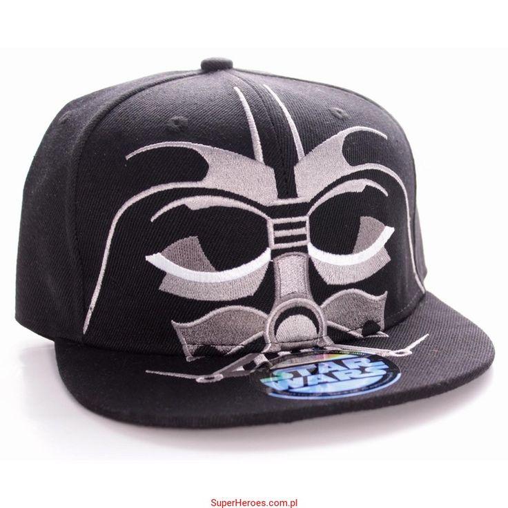 Czapka Star Wars Darth Vader z daszkiem