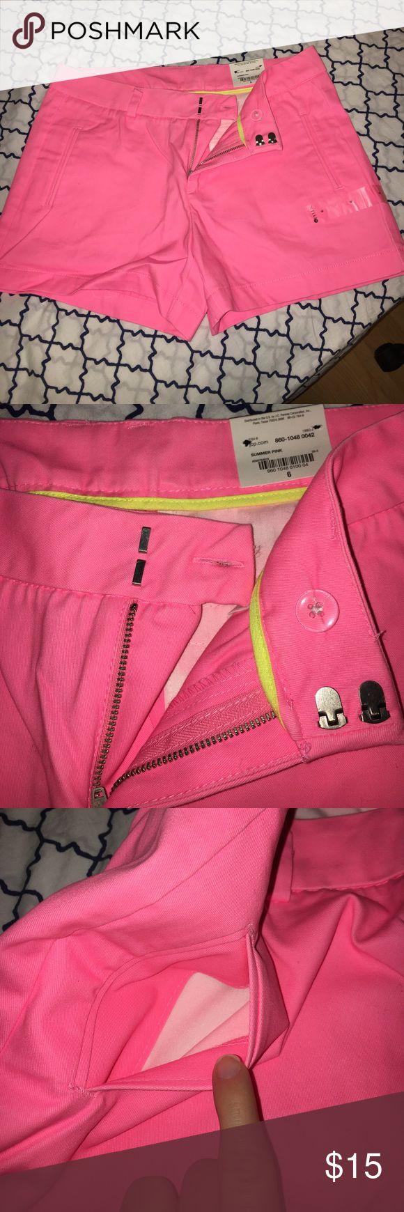 Hot pink shorts Stylus brand hot pink shorts Stylus Shorts