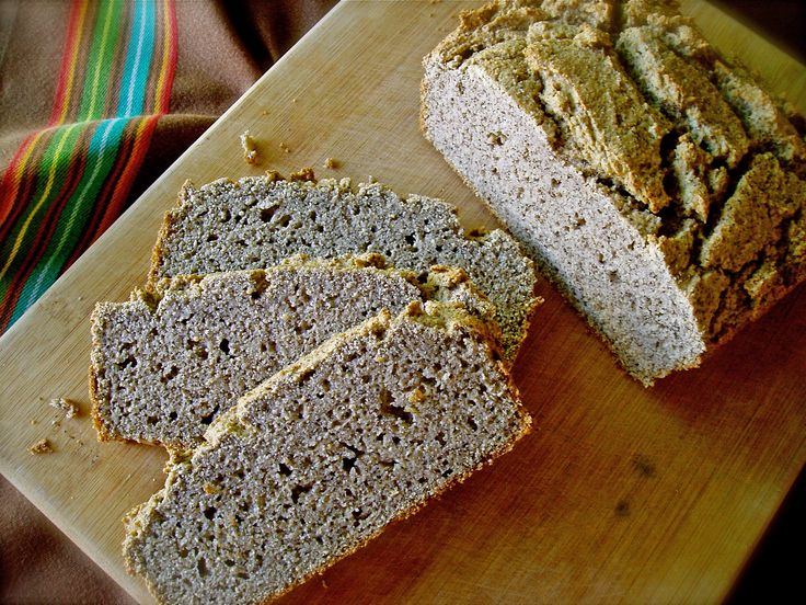 Coconut Bread (And More Uses For Coconut) - The Candida Diet Delicious. I made it with coconut cream/ thick canned milk