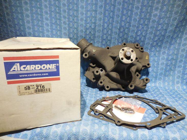 1970-1992 Ford Lincoln Mercury Water Pump 7.5L 460 V8 # 58-216 #CardoneIndustries