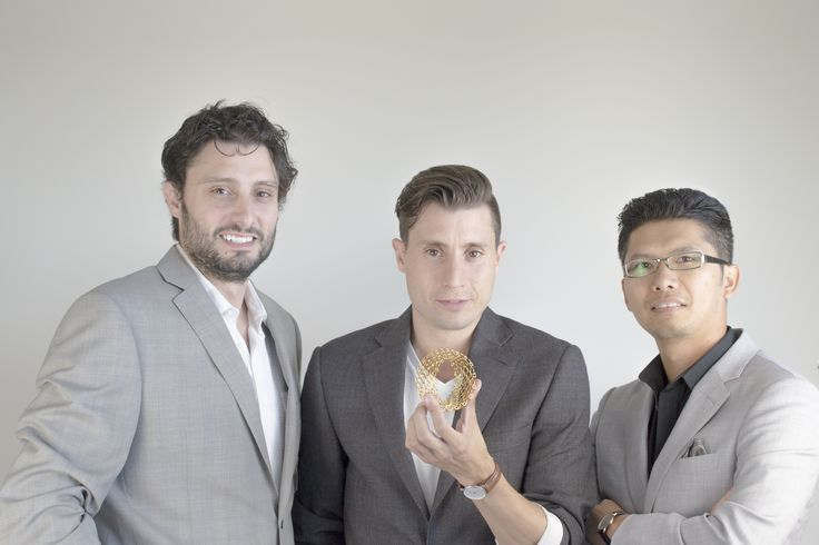 Today's Notable Young Entrepreneurs are Luca Daniel, Mario Christian, and Heng Tang, who are using innovative technologies to craft luxury jewelry that's never been introduced before in the Canadian market. We caught up with them to find out what inspired their business and what advice they would share with other young professionals...