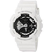 Share & Earn earn Bonus reward points toward fine jewelry Ladies' Casio G-S... Check it out here! http://shirindiamond.net/products/ladies-casio-g-shock-black-dial-white-resin-watch-gmas110cw-7a1?utm_campaign=social_autopilot&utm_source=pin&utm_medium=pin