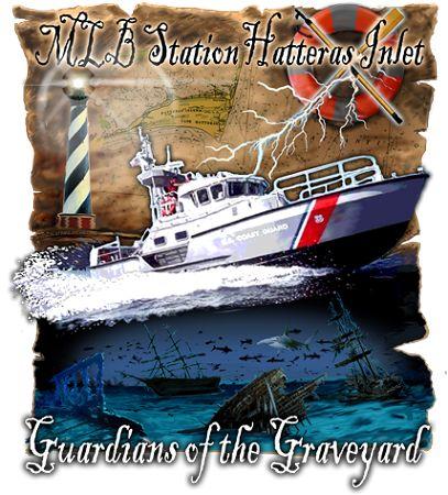 USCG Cape Hattaras Coast Guard Shirts $17.76