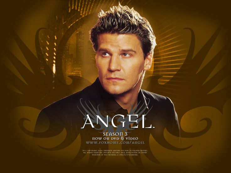 62 best images about david boreanaz on pinterest special for Buffy angel tattoo