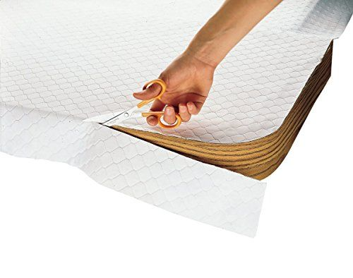 "Quilted Table Pad 52"" X 70"""