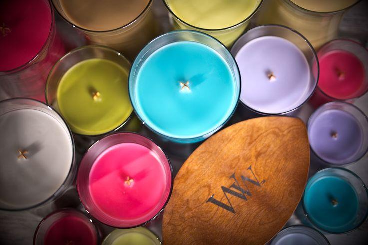 Svíce a vůně