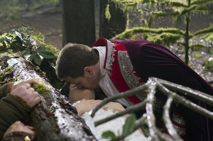 The Kiss - Once Upon a Time - ABC.com