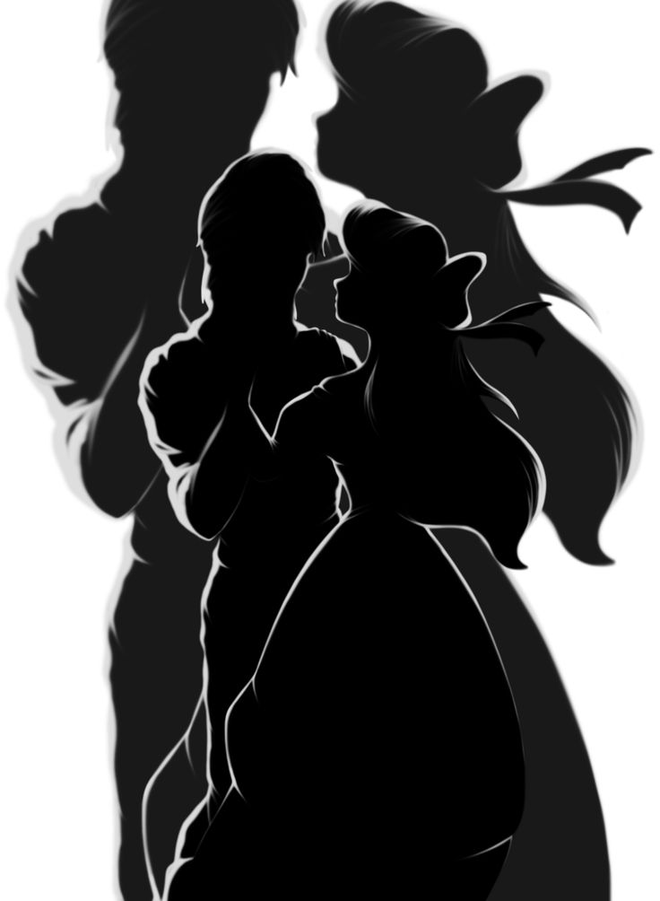 22 best Disney silhouette images on Pinterest Disney silhouettes