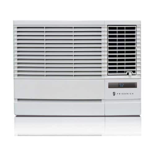 Friedrich EP12G33B 12000 BTU 208/230V Window Air Conditioner with 11200 BTU Heater and Remote Control