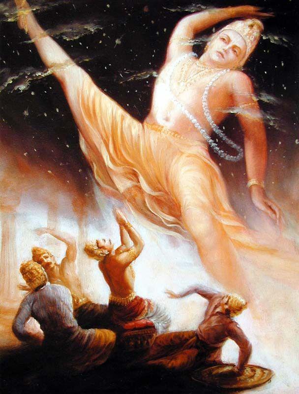Hindu Cosmology (14 Lokas) and Modern Cosmology (Multiverse)   Antaryamin's Blog