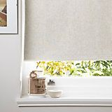 Colours Kona Corded Cream Roller Blind (L)160cm (W)60cm | Departments | DIY at B&Q