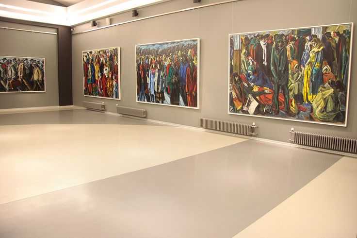 Erarta – St. Pietroburgo, Russia / Multifloor Nd Uni flooring https://www.pinterest.com/artigo_flooring/multifloor-nd-uni/