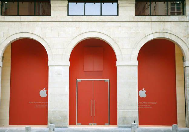 Apple Marché Saint-Germain : ouverture imminente !