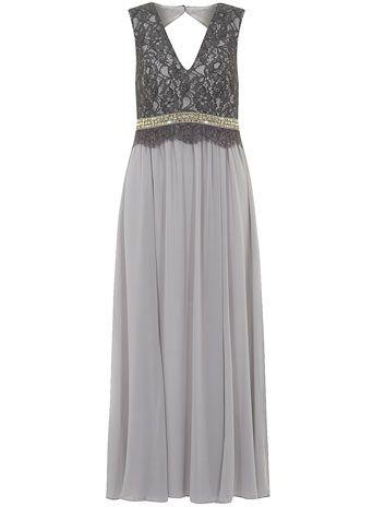 Dp black lace dress