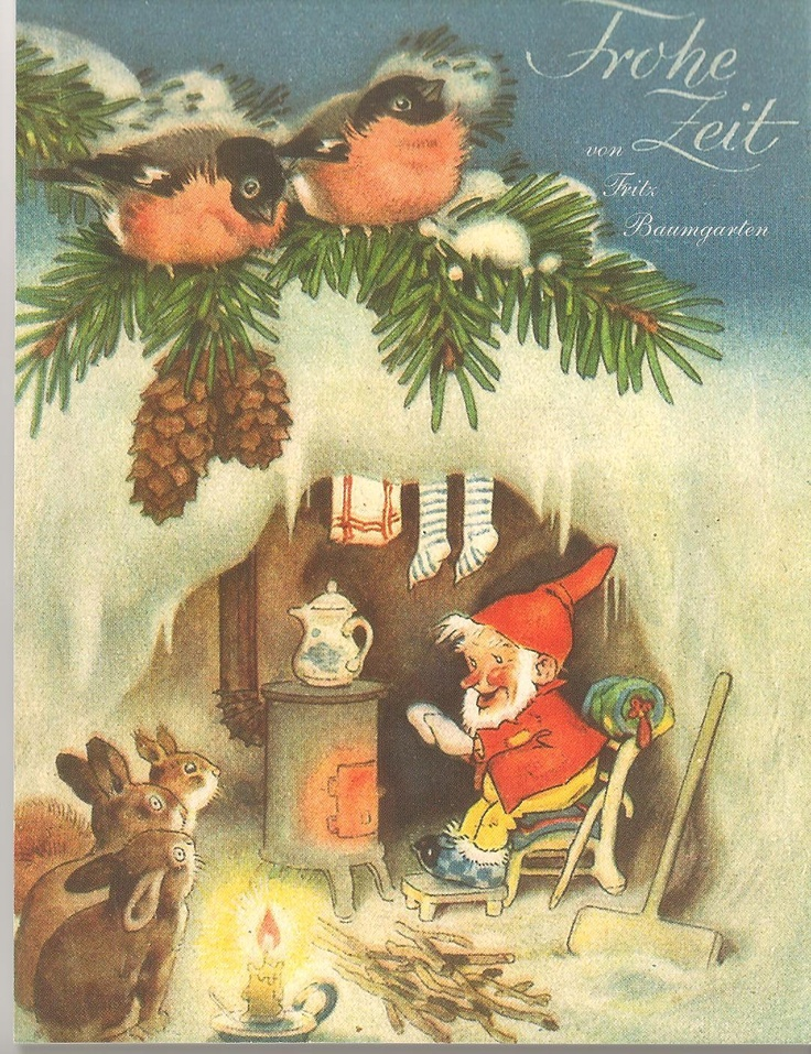 Christmas Vintage Postcards
