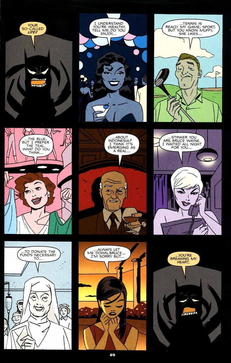 Batman: Ego Full - Read Batman: Ego Full comic online in high quality
