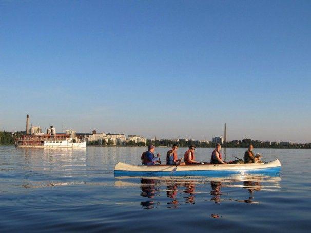 Sommerwochenprogramm in #Tampere - http://www.nordicmarketing.de/sommer-in-tampere/
