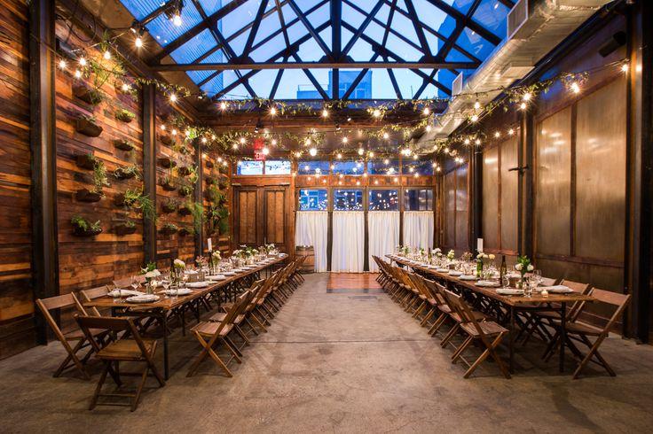 The Smarter Way To Wed Winter WeddingsWedding VenuesBrooklynWedding Reception
