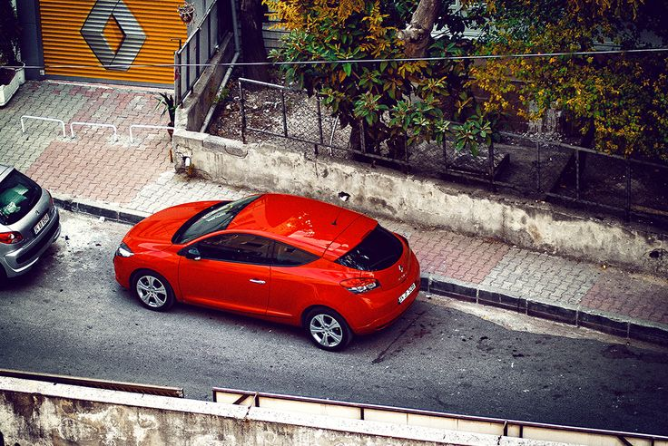 #Renault Megane Coupe - Automobile Photography